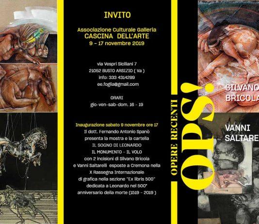 Silvano Bricola / Vanni Saltarelli – Ops!