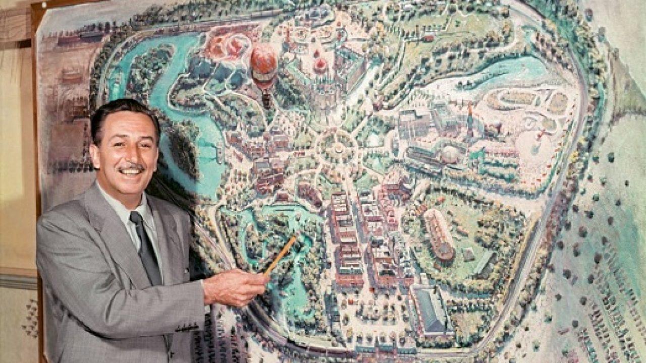 Il sogno di Walt Disney